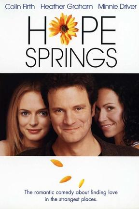 poster for Hope Springs