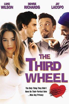 poster for The Third Wheel
