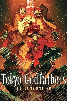poster for Tokyo Godfathers