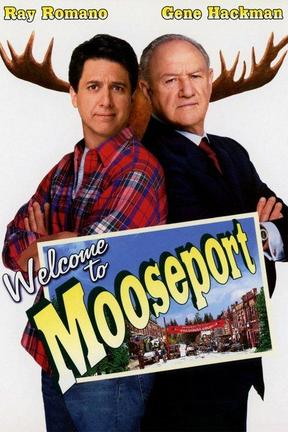 poster for Welcome to Mooseport