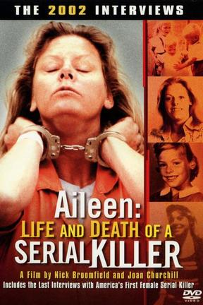 poster for Aileen: Life and Death of a Serial Killer