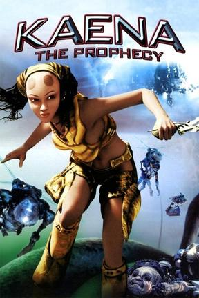 poster for Kaena: The Prophecy