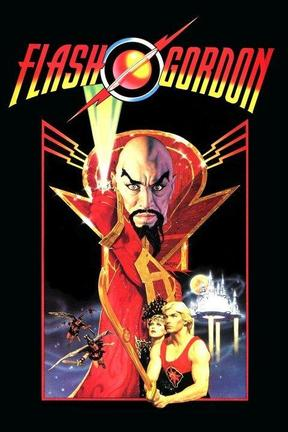 poster for Flash Gordon