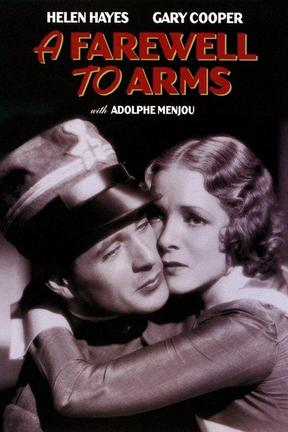 poster for A Farewell to Arms