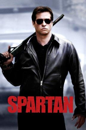 poster for Spartan