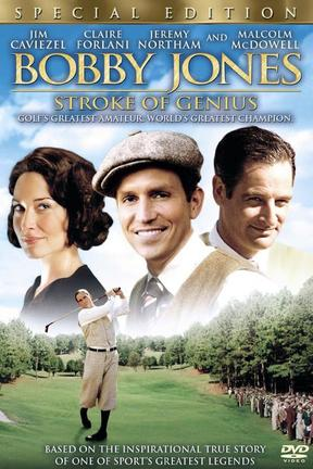 poster for Bobby Jones: Stroke of Genius