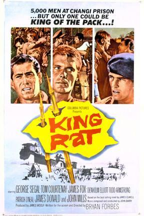 poster for King Rat