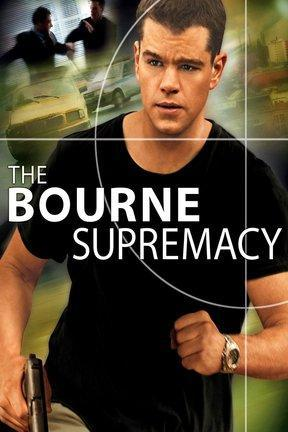 poster for The Bourne Supremacy