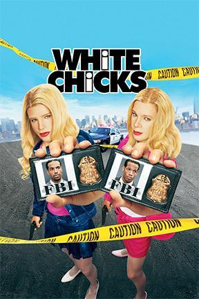 poster for White Chicks