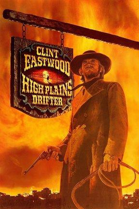 poster for High Plains Drifter
