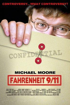 poster for Fahrenheit 9/11
