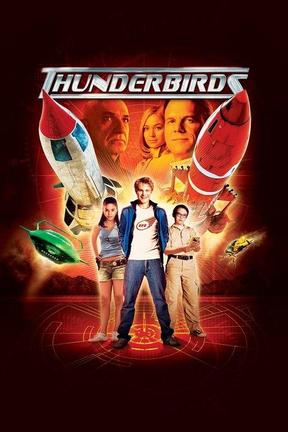 poster for Thunderbirds