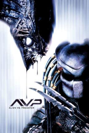 poster for Alien vs. Depredador