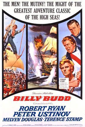 poster for Billy Budd