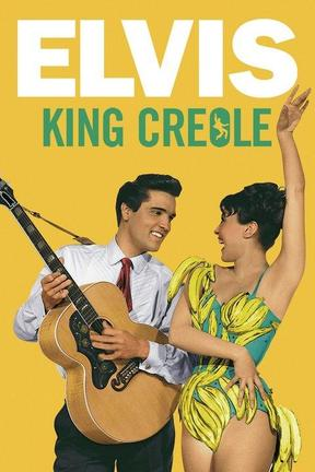 poster for King Creole