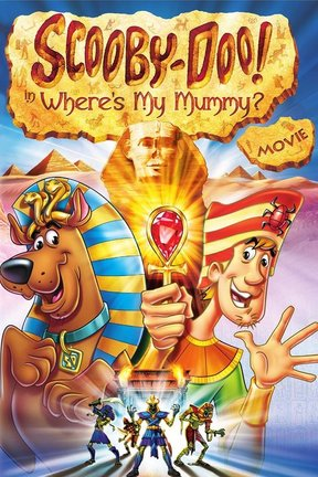 poster for Scooby-Doo in Where's My Mummy?