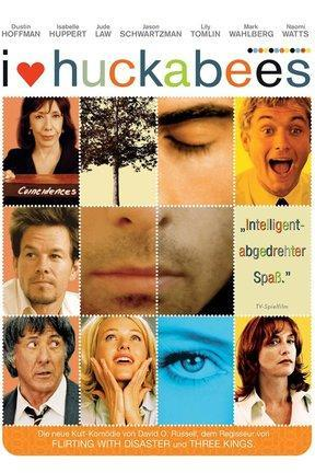 poster for I Heart Huckabees