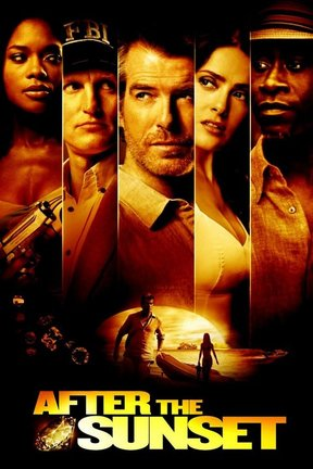 poster for After the Sunset