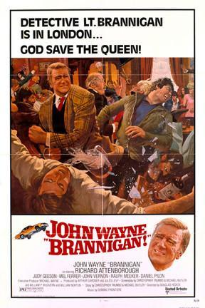 poster for Brannigan