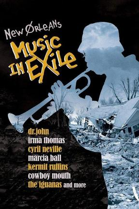 poster for New Orleans Music in Exile