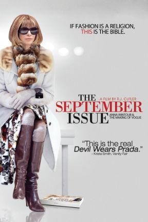 poster for The September Issue