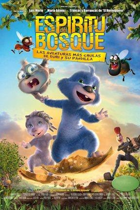 poster for Spirit of the Forest