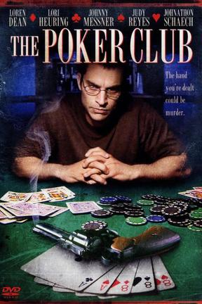 poster for The Poker Club