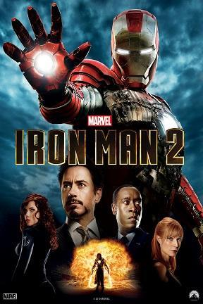 poster for Iron Man 2