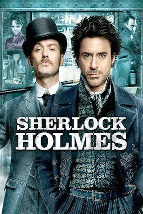 poster for Sherlock Holmes
