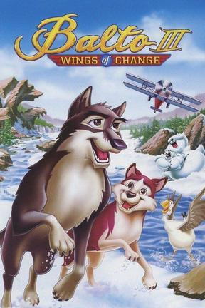 poster for Balto III: Wings of Change