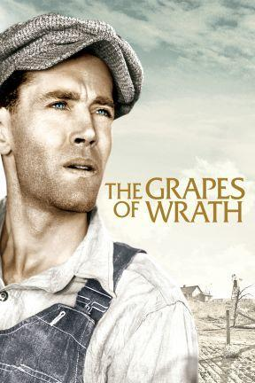 poster for The Grapes of Wrath