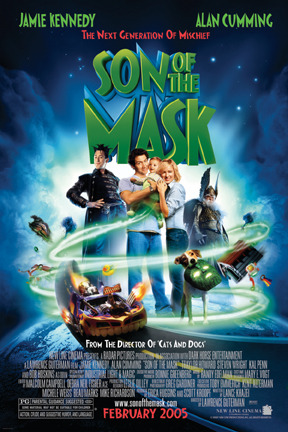 poster for Son of the Mask