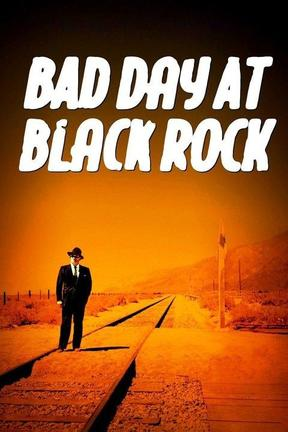 poster for Bad Day at Black Rock