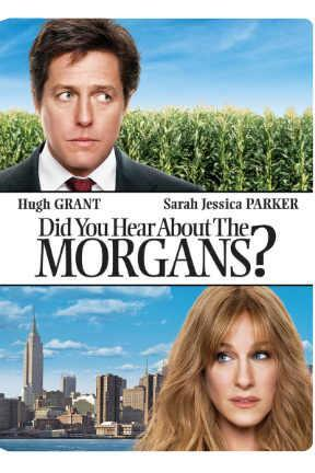 poster for Did You Hear About the Morgans?