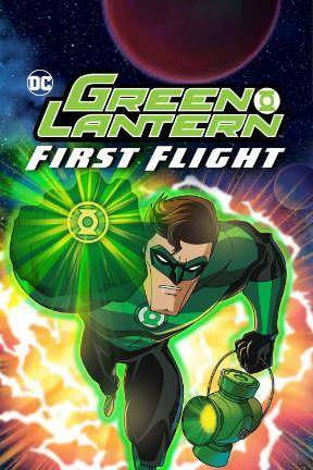 poster for Green Lantern: First Flight
