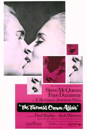 poster for The Thomas Crown Affair