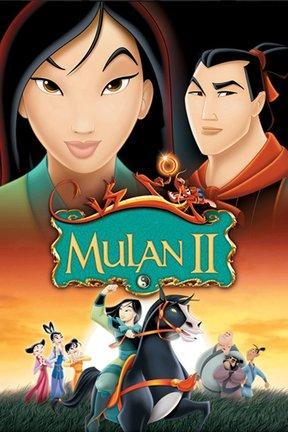 poster for Mulan II