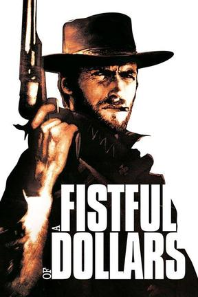 poster for A Fistful of Dollars