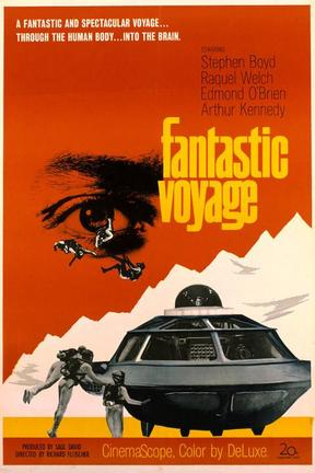 poster for Fantastic Voyage