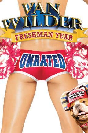 poster for Van Wilder: Freshman Year