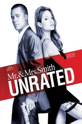 poster for Mr. & Mrs. Smith