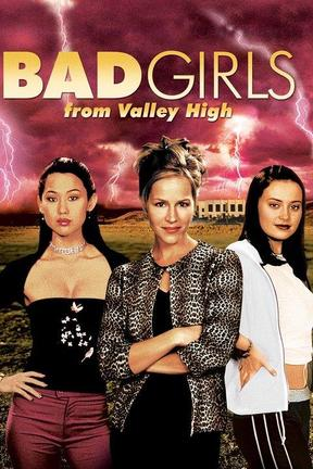 poster for Bad Girls From Valley High