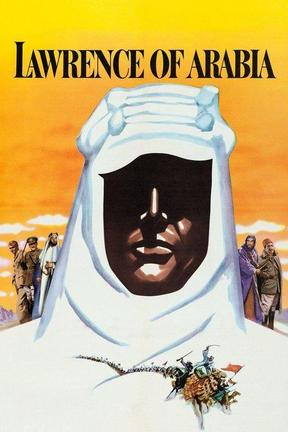 poster for Lawrence of Arabia