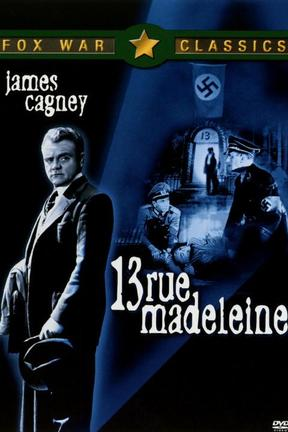 poster for 13 Rue Madeleine