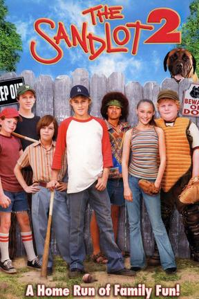 poster for The Sandlot 2
