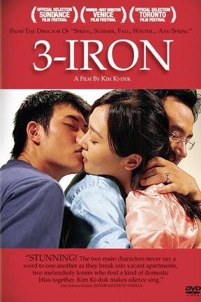 poster for 3-Iron