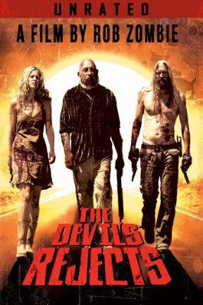 poster for The Devil's Rejects