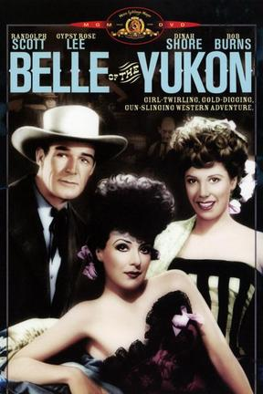 poster for Belle of the Yukon
