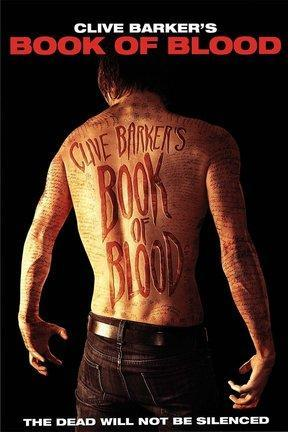 poster for Clive Barker's Book of Blood