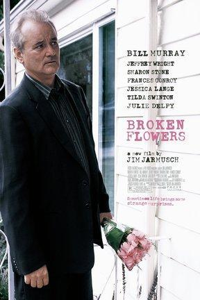 poster for Broken Flowers